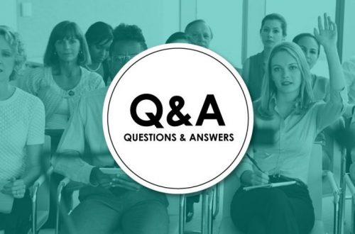 Q & A on cytplasm